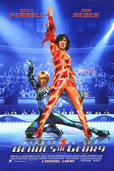 will ferrel jon heder - blades of glory
