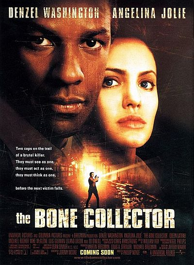 denzel washington - angelina jolie - the bone collector
