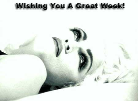 wishing you a great week