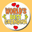 worlds best grandma icon