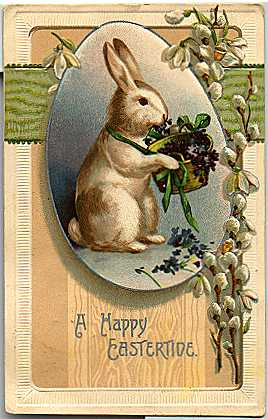 a happy eastertide
