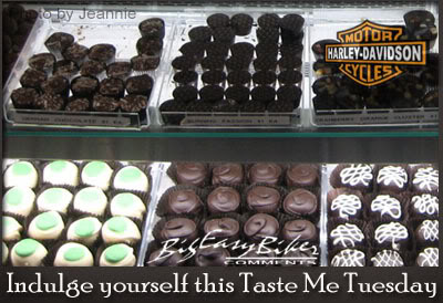 indulge yourself this taste me tuesday
