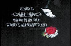 where is my love where is my hope where is my reason to live