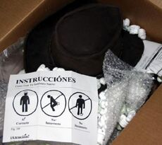 instructions for a hat