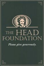 the head foundation please give generously