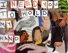 i need you to hold my hand