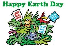 happy earth day save our trees