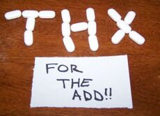 thanks for the add pills
