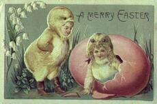 a merry easter
