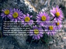BEAUITFUL PARABLE